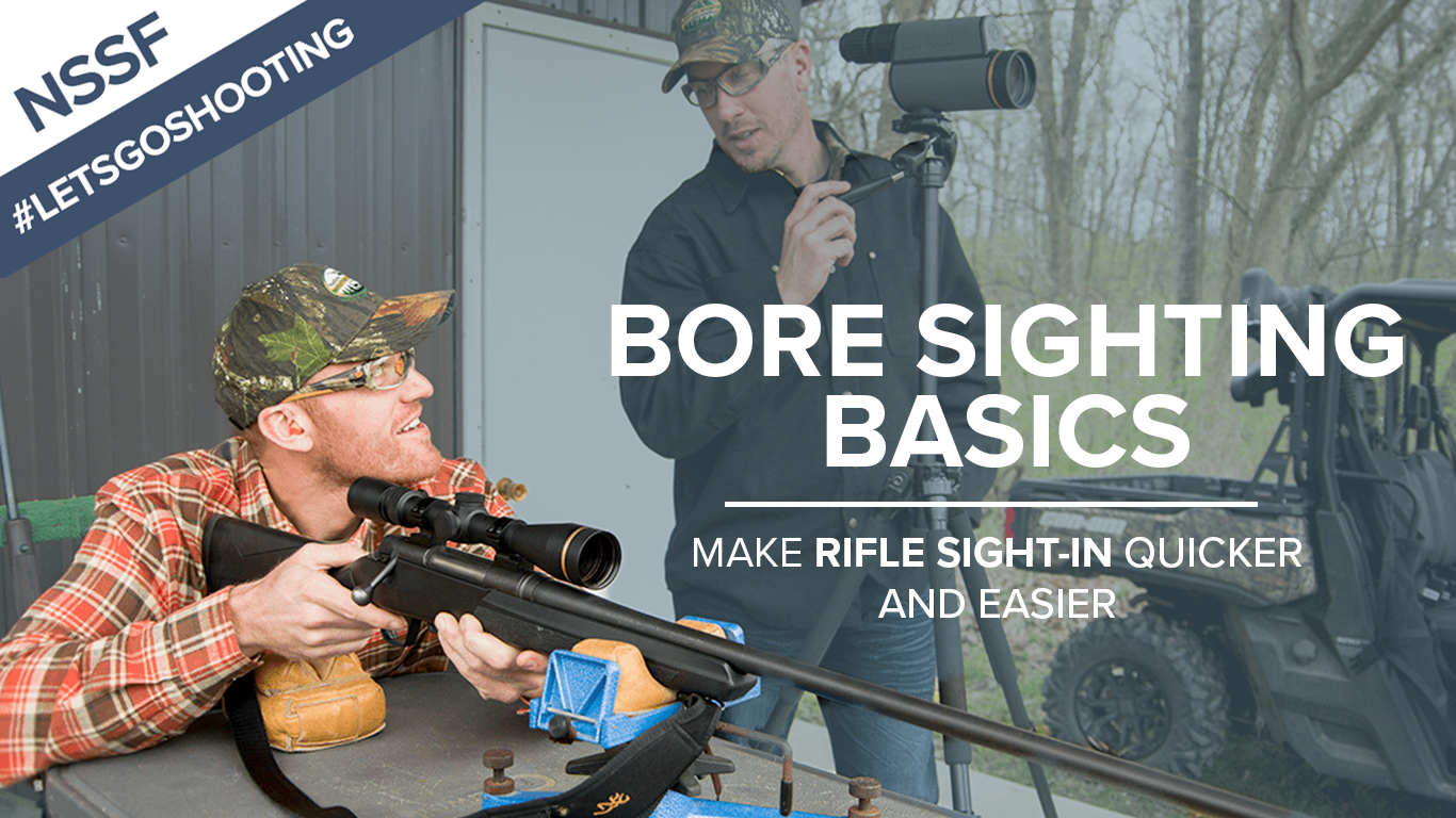 Bore Sighting Basics