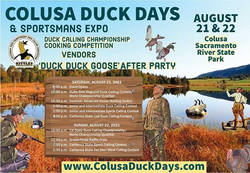 Colusa Duck Days - Duck Calling Championship
